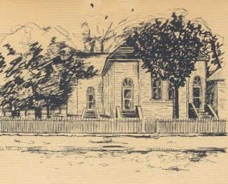1st Church building